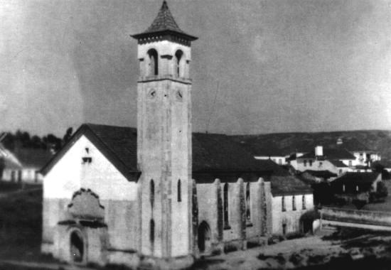 Igreja da benedita antiga_pb