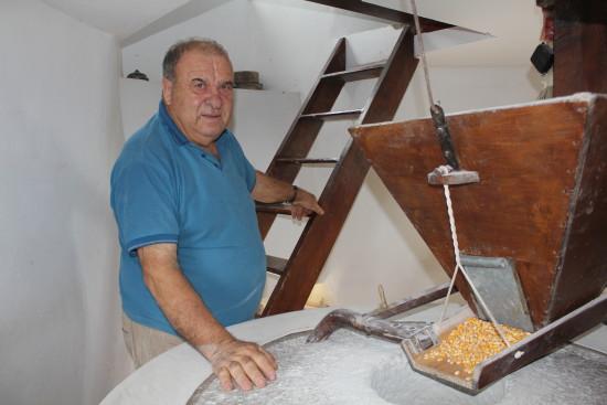Raul Rodrigues o ultimo moleiro de Turquel (15)