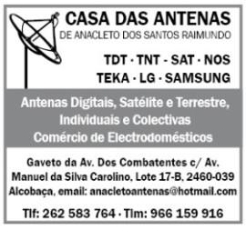 casa das antenas