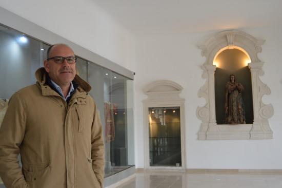 Nuno Batalha museu confraria (1)
