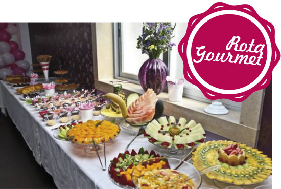 rota gourmet doces sabores