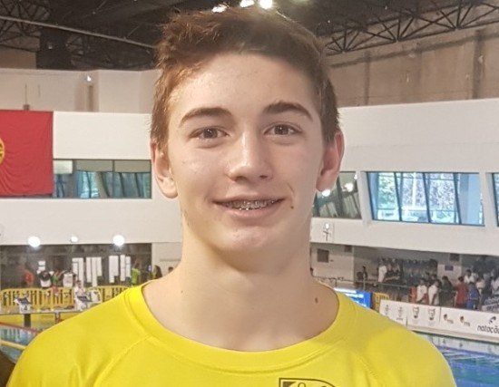 atleta David Martyn