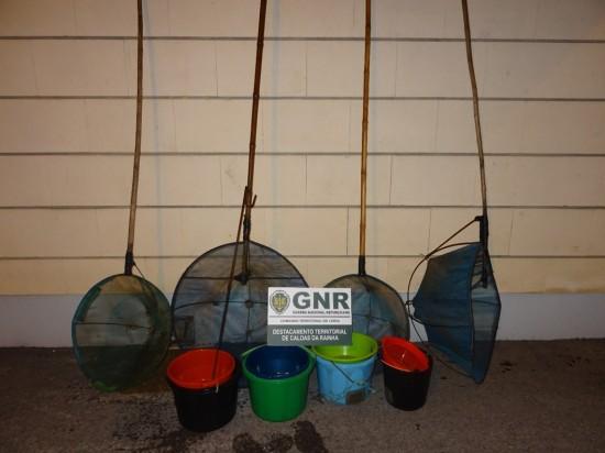 GNR Leiria - Apreensão