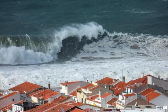 municipio da nazare tempestade helena