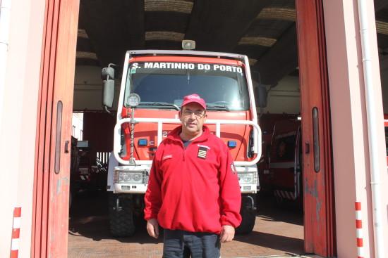 Joao Bonifacio comandante bombeiros s martinho do porto (5)