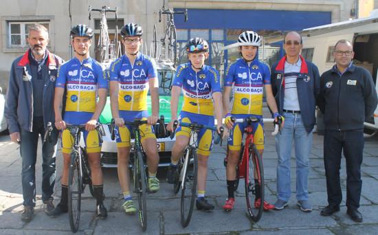 Juniores do ACC em Castelo Branco