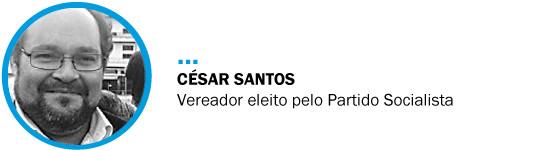 Banner - OPINIAO Cesar satos_vereador eleito pelo partido socialista