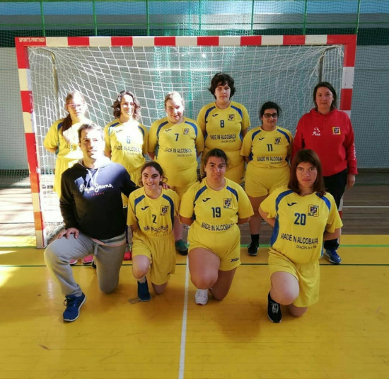 andebol 2 equipa feminina