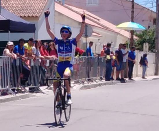 Tiago Santos vencedor em juvenis