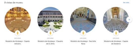 Mosteiro de alcobaca visita virtual