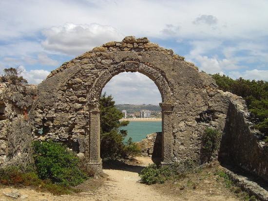 Capela de Santa Ana em Salir do Porto
