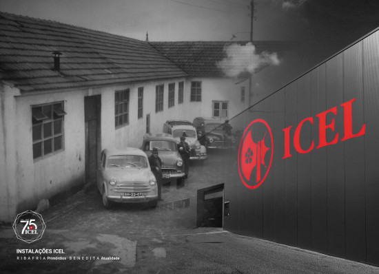 ICEL_Instalacoes Antigas e Atuais