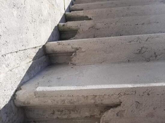 FOTO RUI ALEXANDRE Mosteiro de Alcobaca escada 4